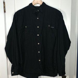 Harley-Davidson Long Sleeve Button Down Shirt